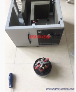 Sửa chữa bảo trì máy hút bụi nha khoa