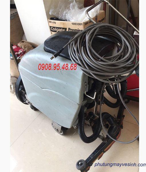 Sửa máy chà sàn liên hợp nhà xưởng nhà máy